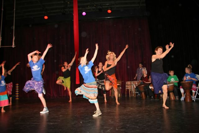 LRT Salida Steamplant Theater 2010 1