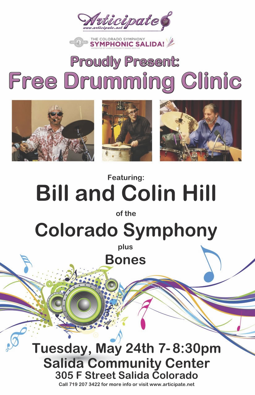 Drumming-Clinic